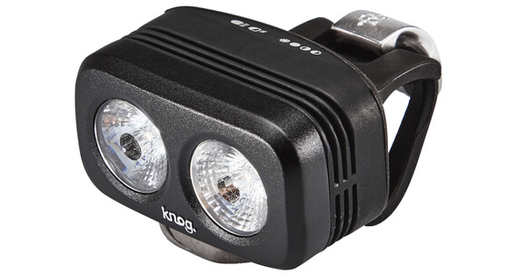 Knog Blinder Outdoor 250 fietsverlichting witte LED zwart